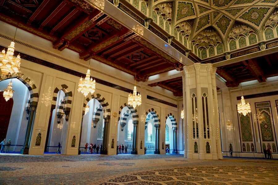 crociera oman muscat moschea (2)