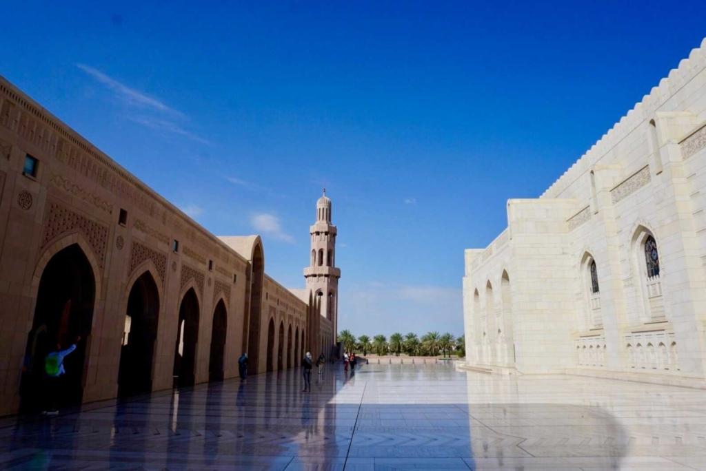 crociera oman muscat moschea (3)
