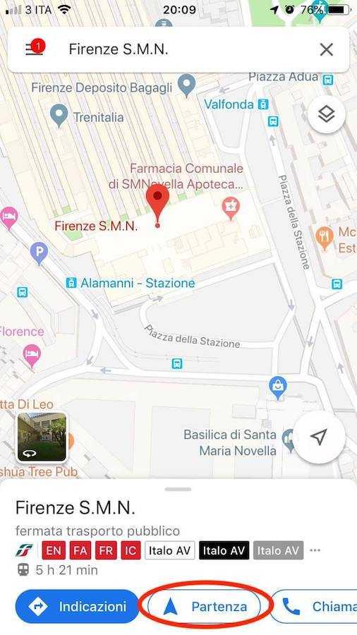google maps navigatore 2