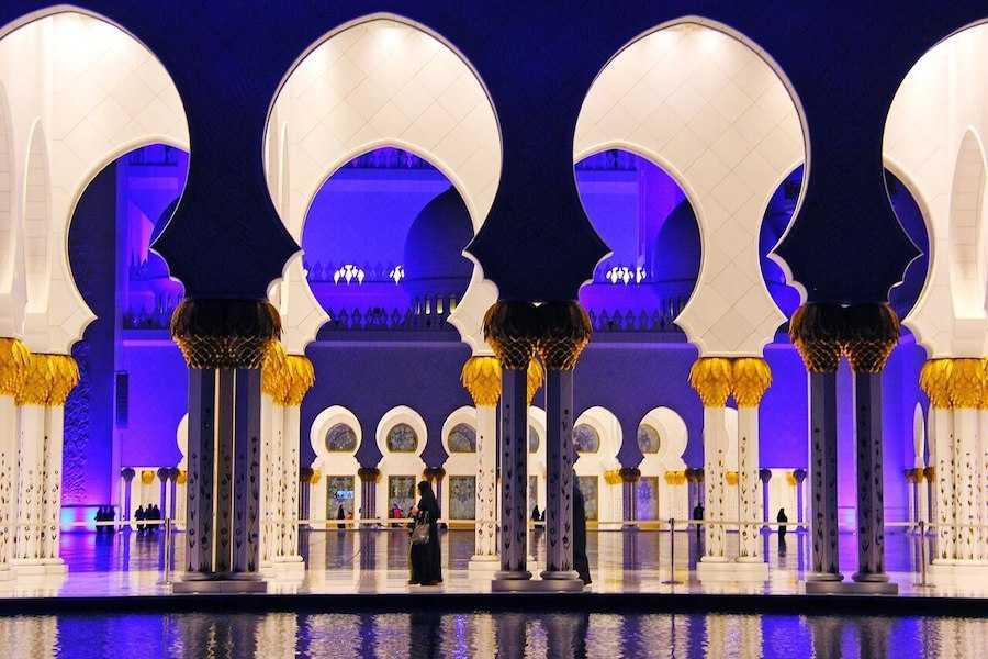 moschea abu dhabi 3