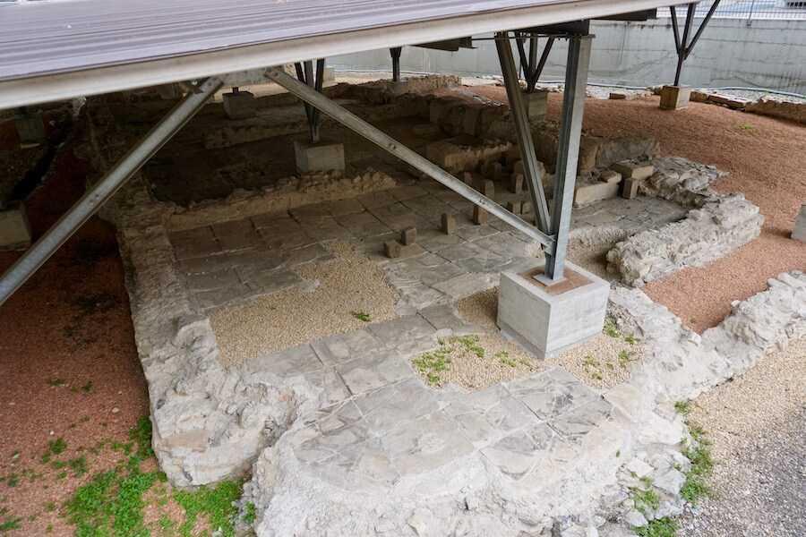 terme romane riva del garda