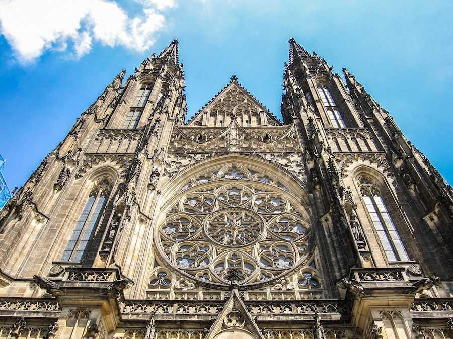 castello praga cattedrale