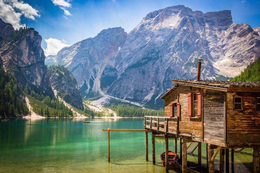 Hotel Lago di Braies • L'unico albergo al Lago di Braies ...