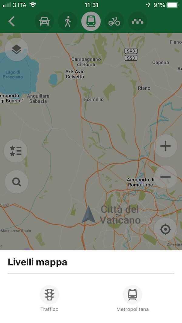 Maps me: app gratuita con mappe offline  Guida completa