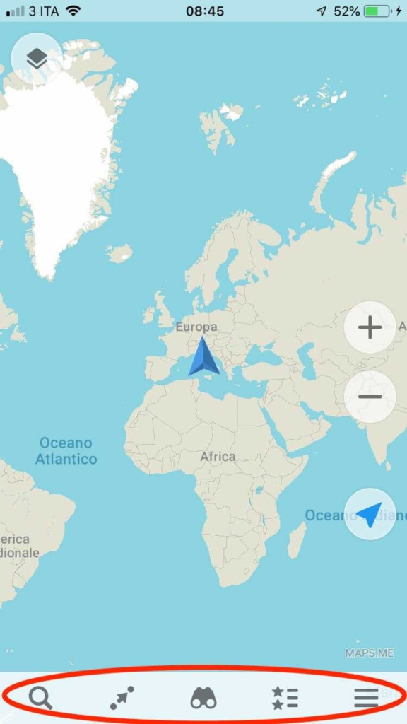 maps me mappe offline 2