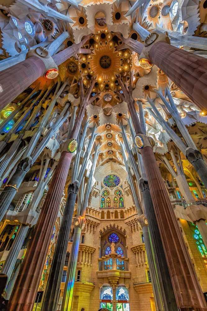 sagrada familia interno