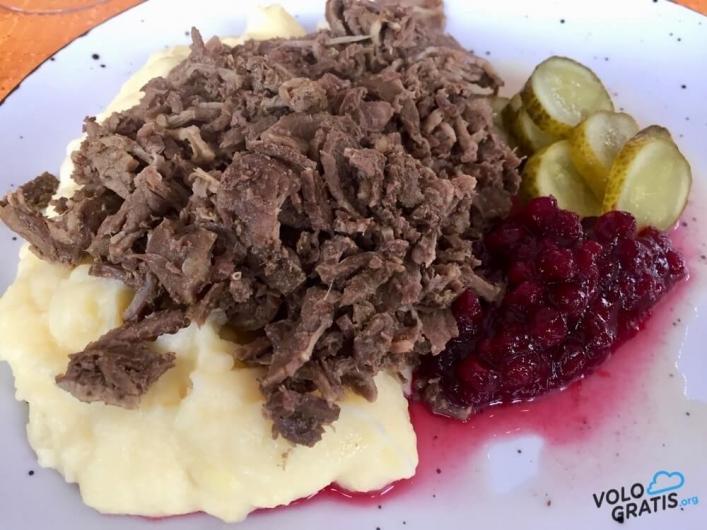 carne di renna in lapponia